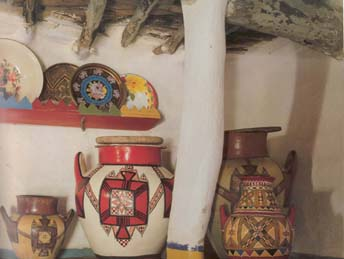 Ceramic for Decoration kabyle